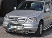 Для Mercedes ML W163 - кенгурятник,  пороги,  обвес,  дуги.